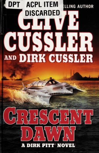 Cover of: Crescent dawn | Clive Cussler