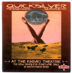 Quicksilver Messenger Service - Doctor Feelgood