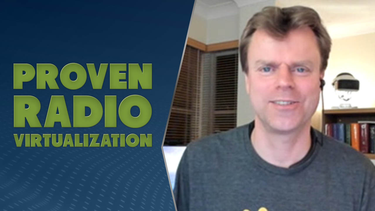 TWiRT Ep. 491 - Proven Radio Virtualization & What's Next with Dan McQuillin