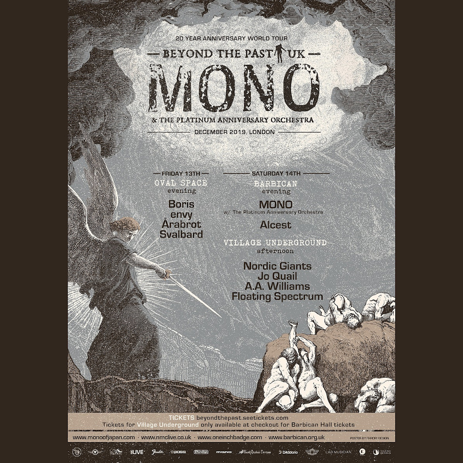 Mono And The Platinum Anniversary Orchestra Live At Beyond The Past Barbican Hall On 2019 12 14 Free Download Borrow And Streaming Internet Archive